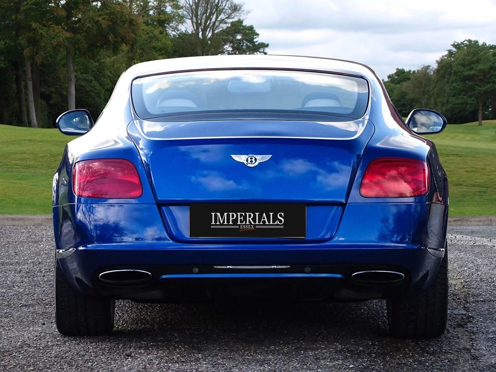 2011 Bentley  CONTINENTAL GT  MULLINER COUPE 2012 MODEL AUTO  44, For Sale (picture 10 of 24)