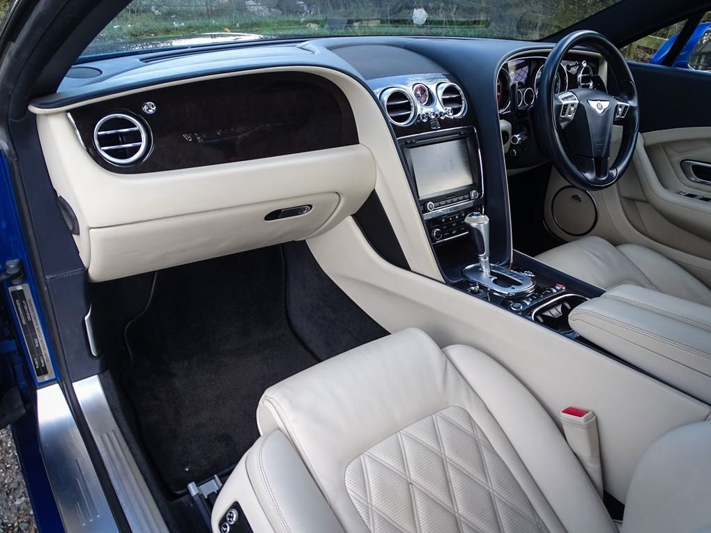2011 Bentley  CONTINENTAL GT  MULLINER COUPE 2012 MODEL AUTO  44, For Sale (picture 13 of 24)