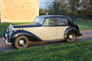 1948 Bentley Mark VI Saloon Standard Steel