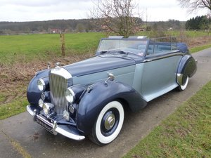 Picture of 1949 Bentley MK VI - Rare Drophead Coupé by Park Ward For Sale