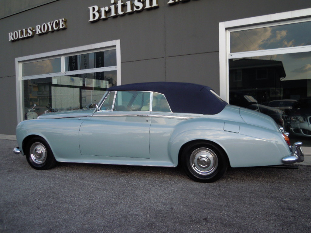 Bentley S 3 Convertible 1965 For Sale (picture 1 of 6)