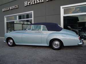 Bentley S 3 Convertible 1965