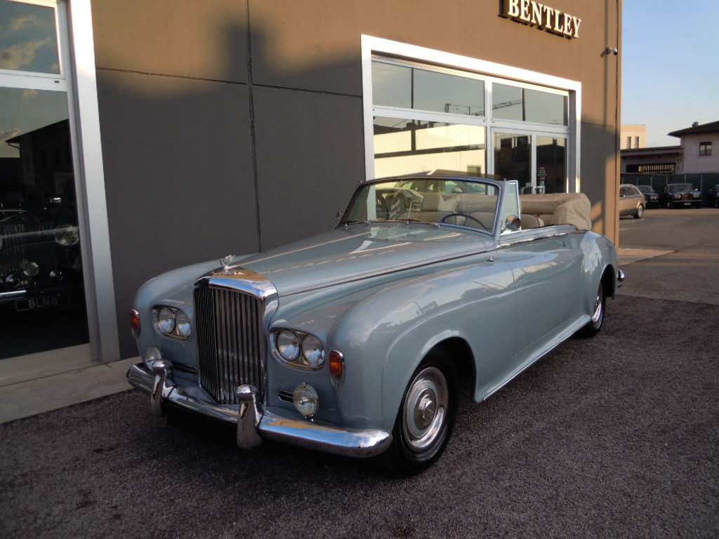 Bentley S 3 Convertible 1965 For Sale (picture 2 of 6)