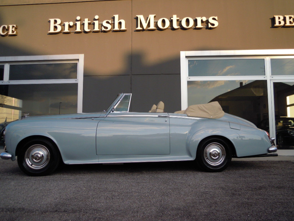 Bentley S 3 Convertible 1965 For Sale (picture 3 of 6)