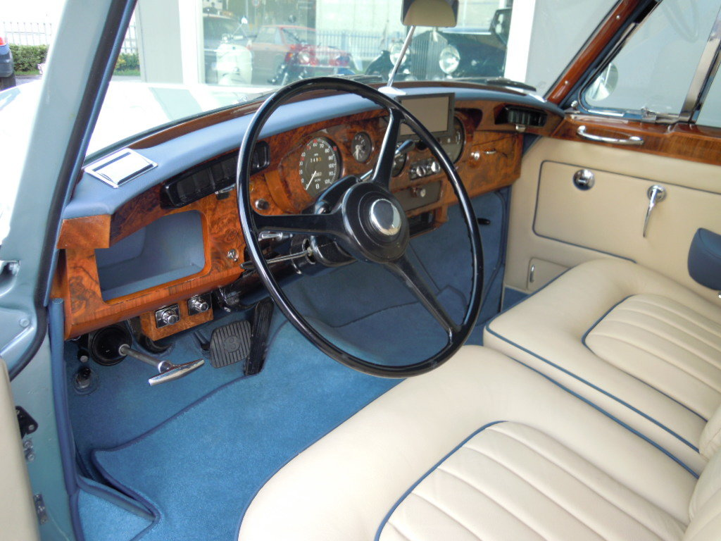 Bentley S 3 Convertible 1965 For Sale (picture 4 of 6)