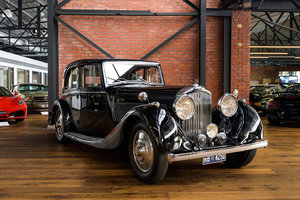 1936 Bentley 4 and a quarter Litre For Sale