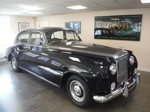 1958 Bentley S1 James Young For Sale