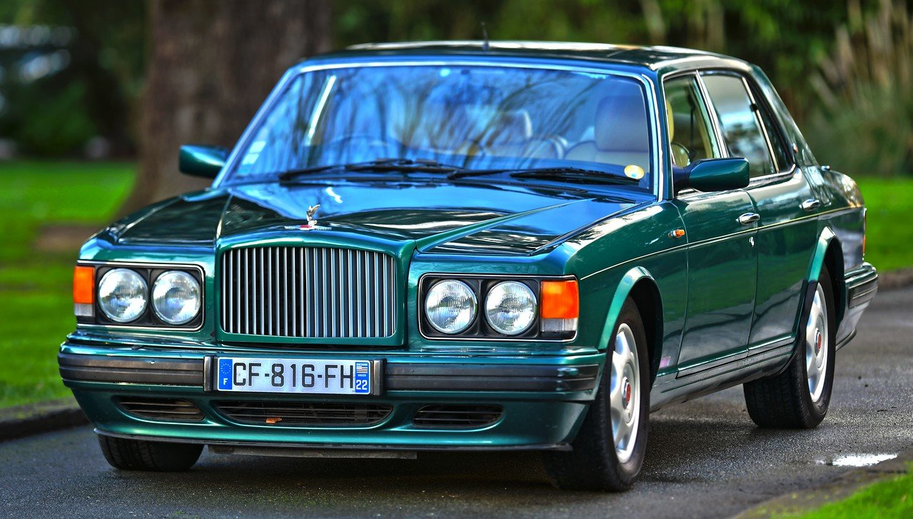 1997 Bentley Turbo RL LWB For Sale (picture 1 of 6)