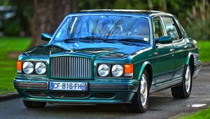 1997 Bentley Turbo RL LWB