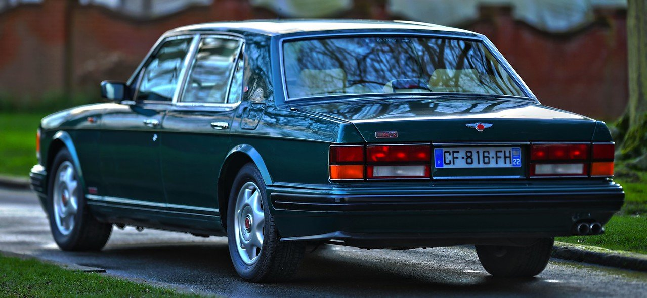 1997 Bentley Turbo RL LWB For Sale (picture 3 of 6)