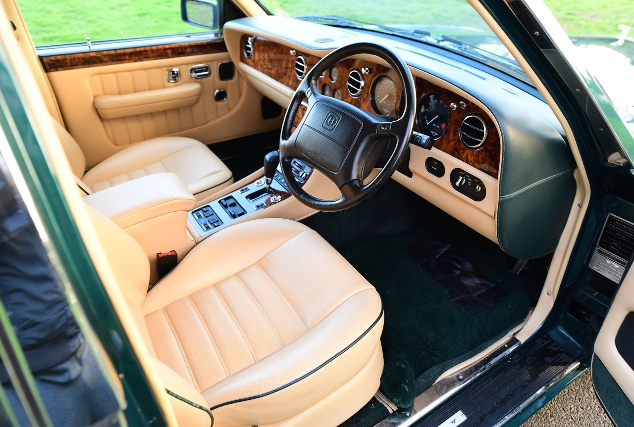 1997 Bentley Turbo RL LWB For Sale (picture 4 of 6)