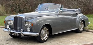 1965 Bentley S3 H.J. Mulliner style Drophead Coupe