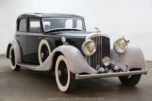 1935 Bentley Derby 3 1/2 Liter