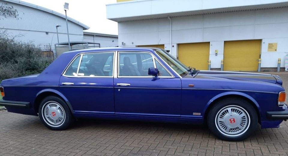 1988 Bentley Turbo R, Long Wheel Base,Auto 71000 m For Sale (picture 1 of 6)