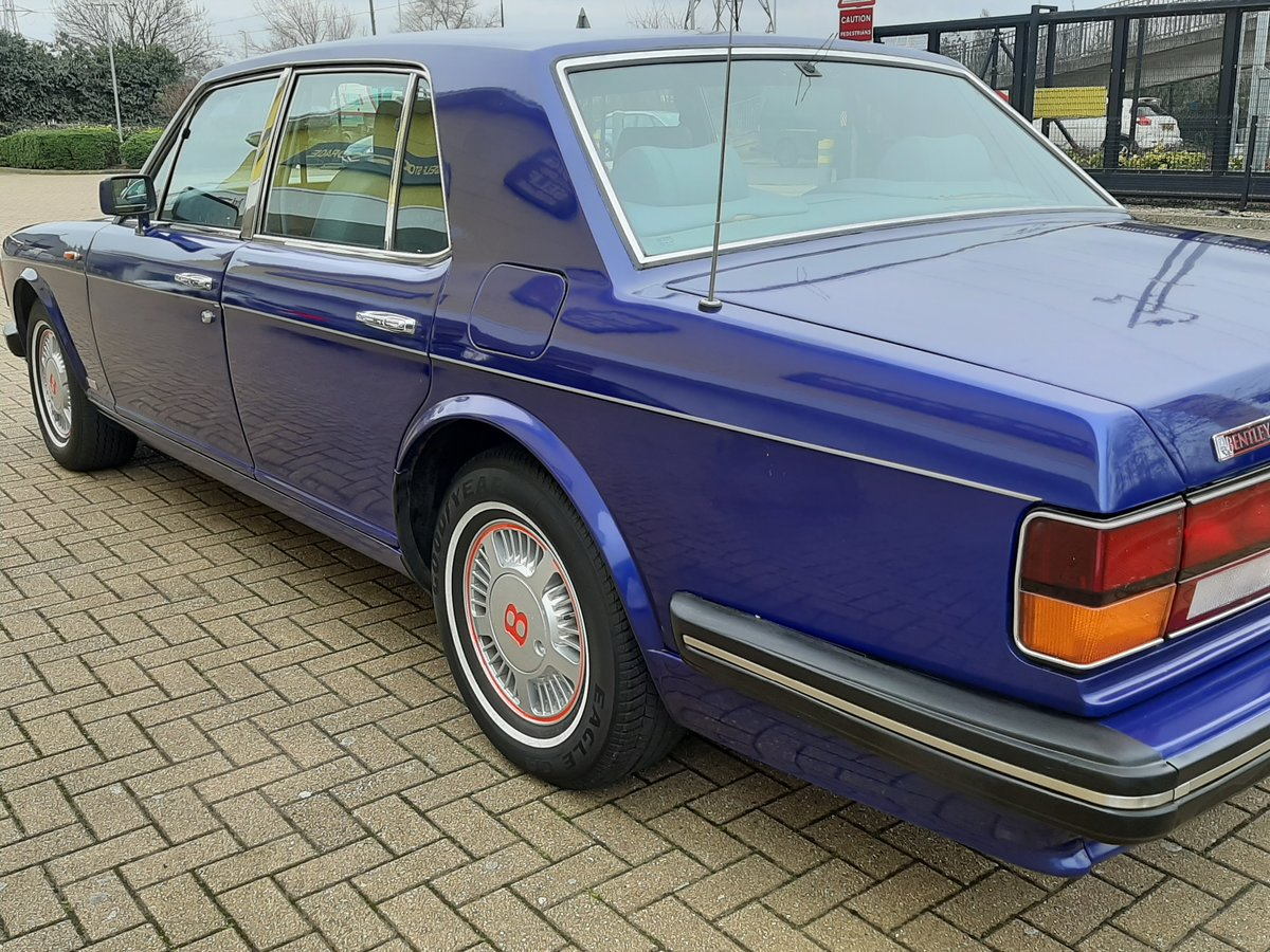 1988 Bentley Turbo R, Long Wheel Base,Auto 71000 m For Sale (picture 3 of 6)