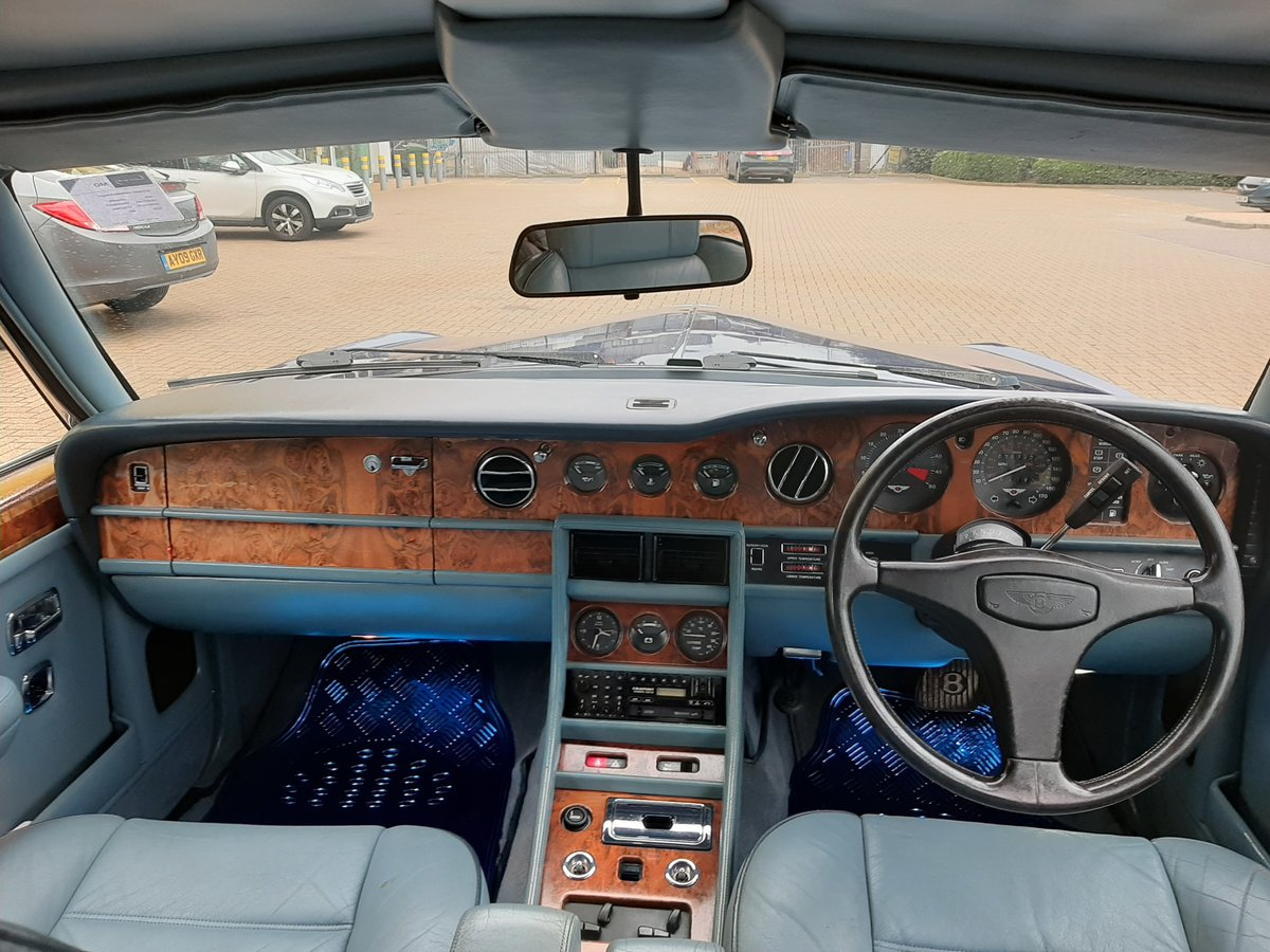1988 Bentley Turbo R, Long Wheel Base,Auto 71000 m For Sale (picture 5 of 6)