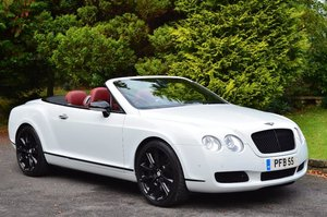 Stunning Bentley GTC