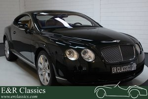 Bentley Continental GT 6.0 W12 2005 Midnight Emerald For Sale