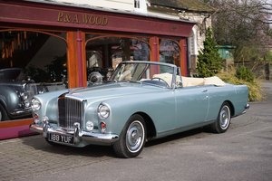 Bentley S2 Continental LHD 1962 Drophead Coupe by Park Ward For Sale