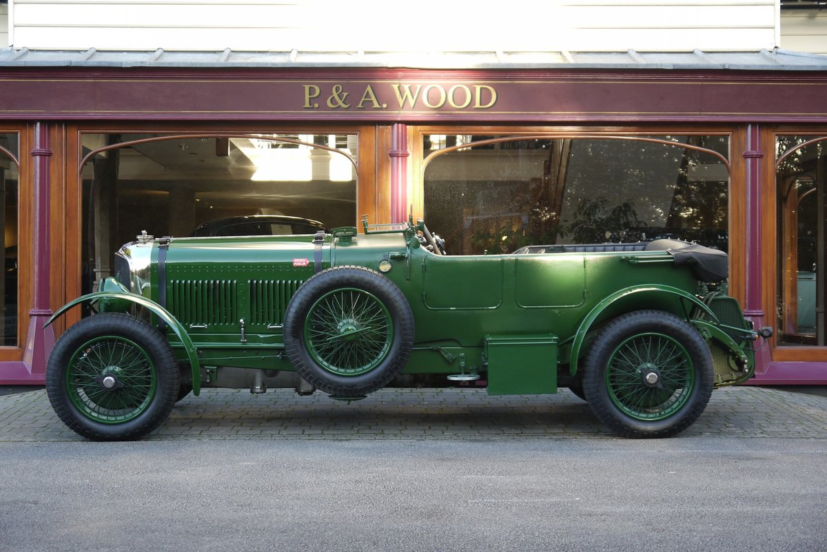 Bentley 6 ½ litre Speed Six 1929 Le Mans Team Car style tour For Sale (picture 2 of 6)