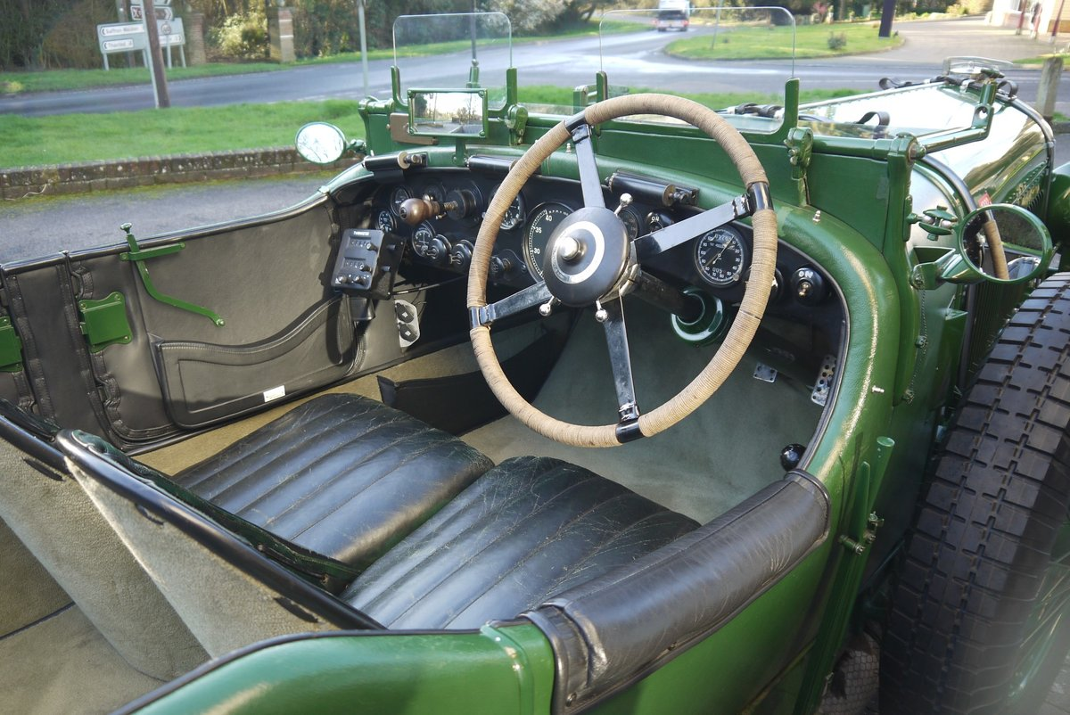 Bentley 6 ½ litre Speed Six 1929 Le Mans Team Car style tour For Sale (picture 4 of 6)
