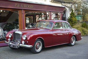 Bentley S2 Continental 1961 2-door Coupe by James Young For Sale