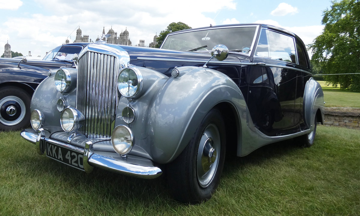 1949 Bentley MK VI by James Young  For Sale (picture 1 of 6)