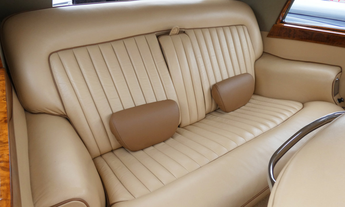 1949 Bentley MK VI by James Young  For Sale (picture 6 of 6)