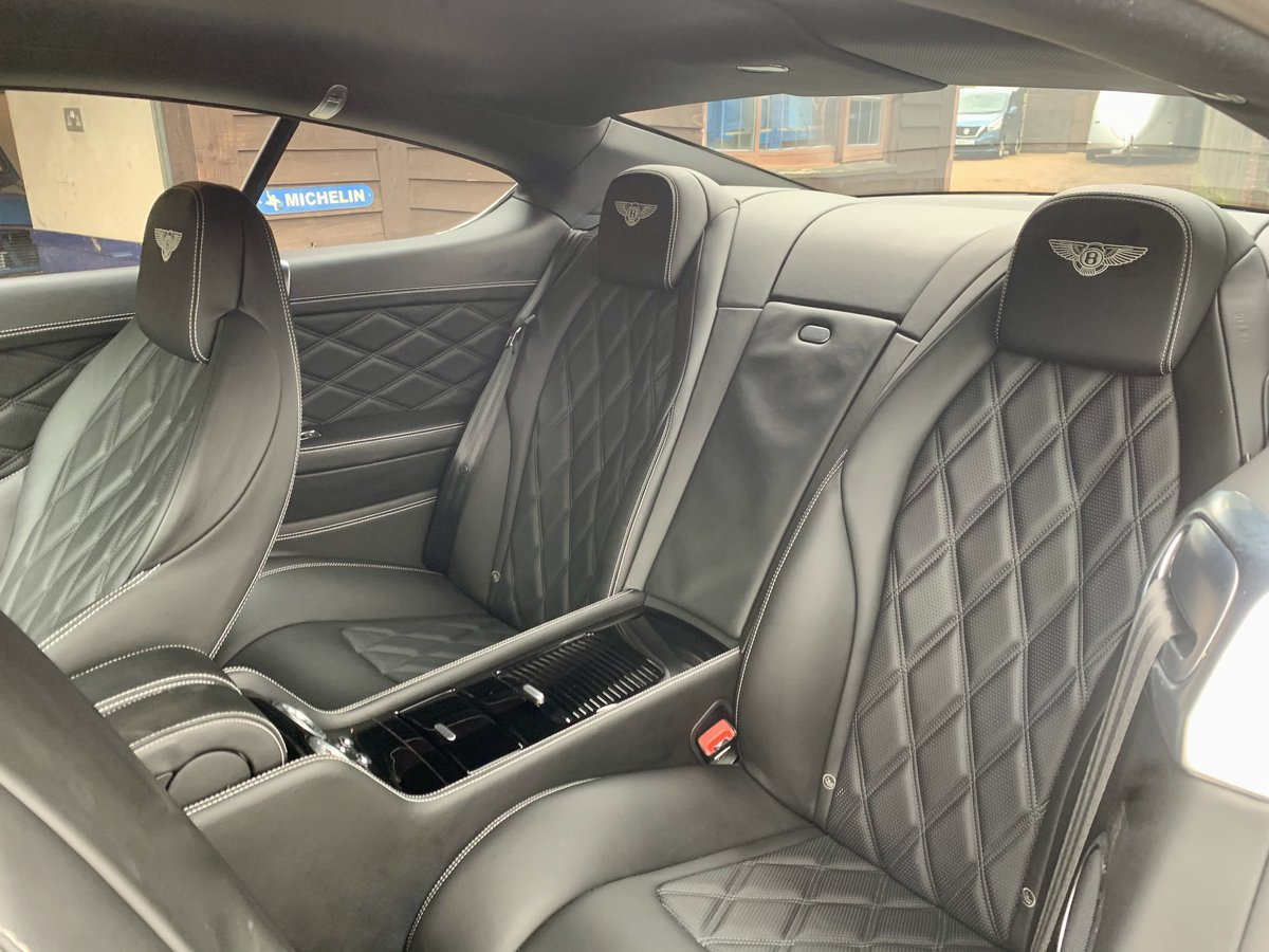 2011 BENTLEY CONTINENTAL GT W12 MULLINER DRIVING SPEC' SOLD (picture 4 of 6)