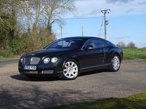 2004 Bentley  CONTINENTAL GT  COUPE AUTO  14,495