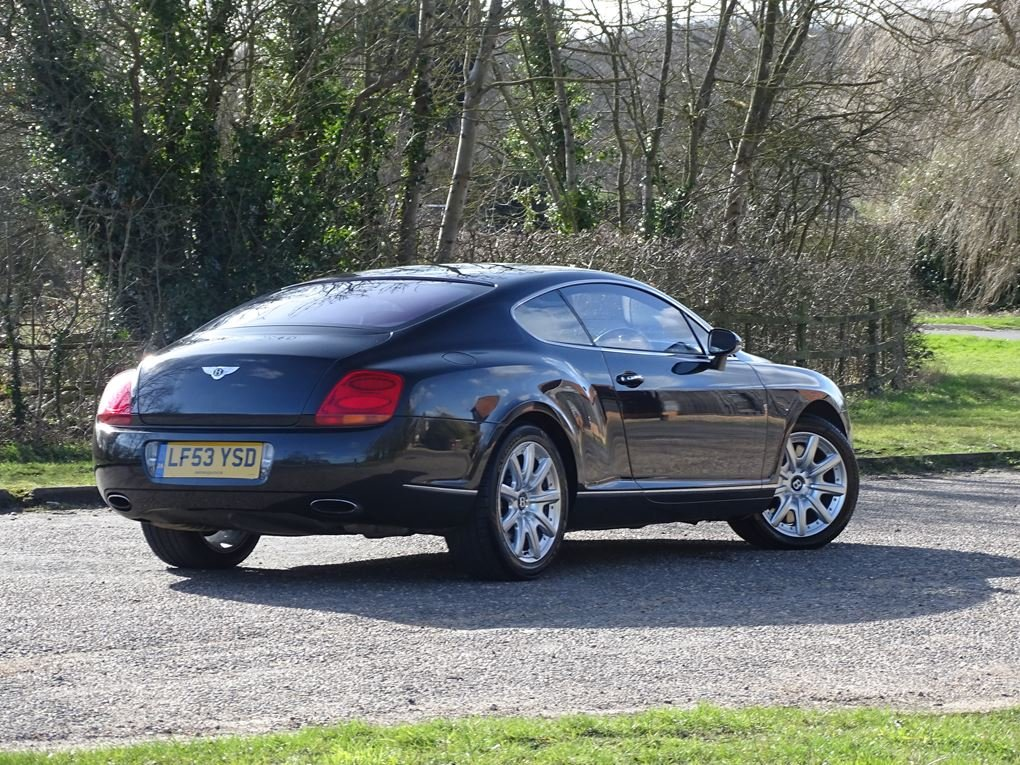 2004 Bentley  CONTINENTAL GT  COUPE AUTO  14,495 For Sale (picture 4 of 18)