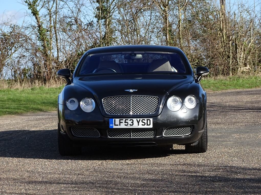 2004 Bentley  CONTINENTAL GT  COUPE AUTO  14,495 For Sale (picture 9 of 18)