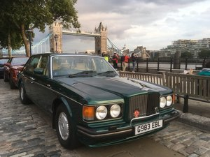 1990 Bentley Turbo R LWB