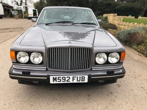 1994 Bentley brooklands 6.8