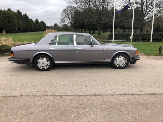 1994 Bentley brooklands 6.8 35000 miles For Sale (picture 3 of 6)