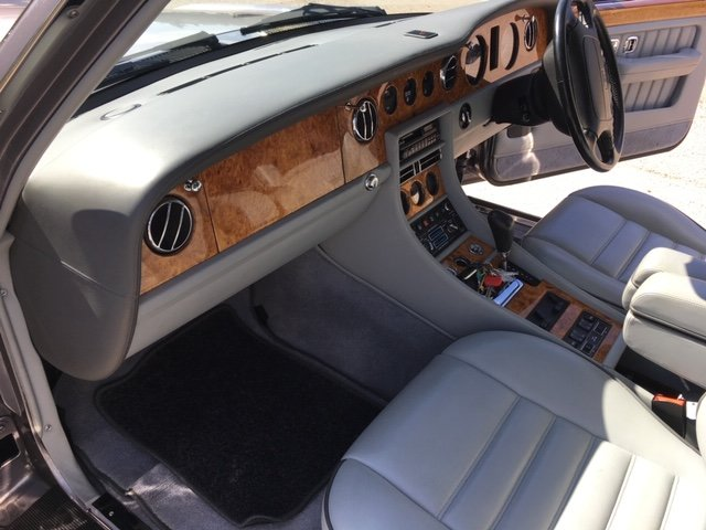 1994 Bentley brooklands 6.8 35000 miles For Sale (picture 5 of 6)