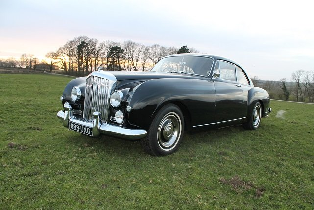 1958 Bentley S1 Continental Fastback  For Sale (picture 1 of 5)