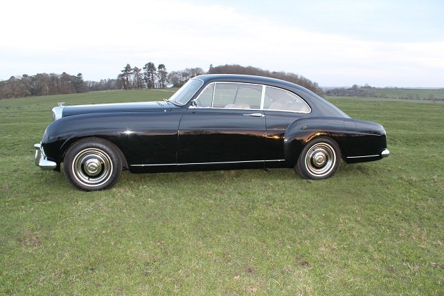 1958 Bentley S1 Continental Fastback  For Sale (picture 2 of 5)
