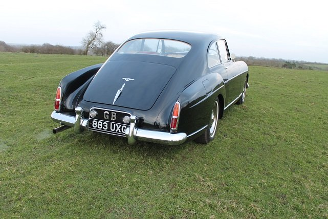 1958 Bentley S1 Continental Fastback  For Sale (picture 3 of 5)
