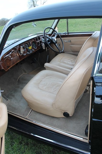 1958 Bentley S1 Continental Fastback  For Sale (picture 4 of 5)