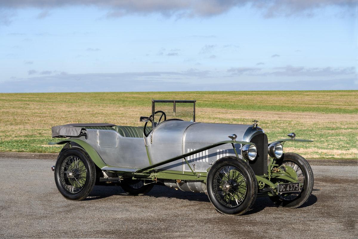 1925 Bentley 3 Litre Speed Model Vanden Plas Open Tourer For Sale (picture 1 of 12)