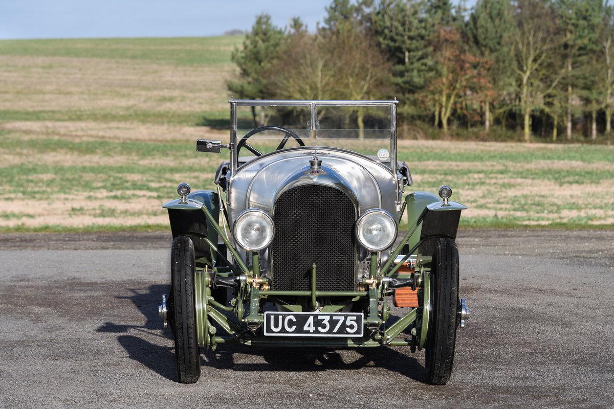 1925 Bentley 3 Litre Speed Model Vanden Plas Open Tourer For Sale (picture 2 of 12)