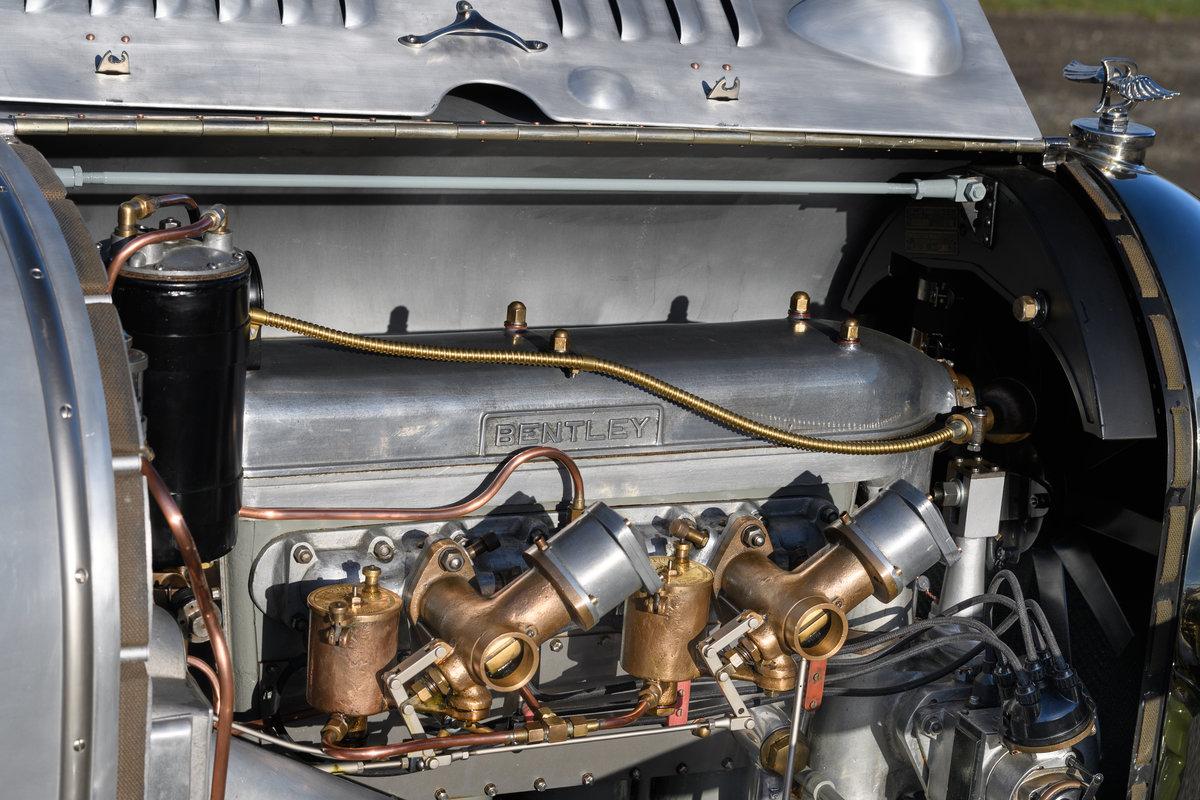 1925 Bentley 3 Litre Speed Model Vanden Plas Open Tourer For Sale (picture 3 of 12)