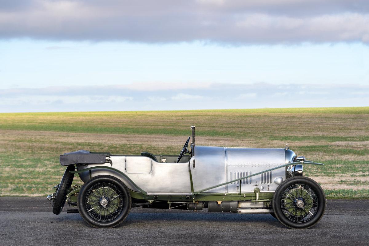 1925 Bentley 3 Litre Speed Model Vanden Plas Open Tourer For Sale (picture 4 of 12)