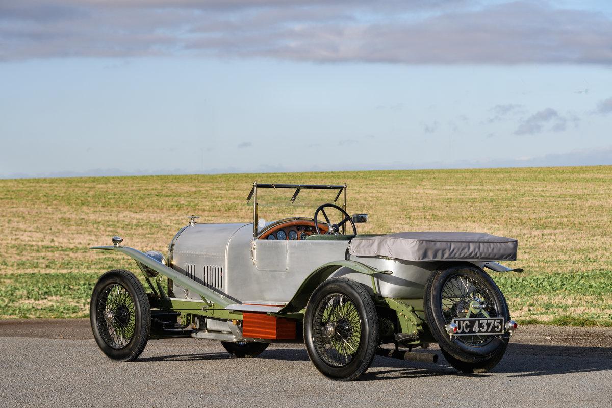 1925 Bentley 3 Litre Speed Model Vanden Plas Open Tourer For Sale (picture 6 of 12)