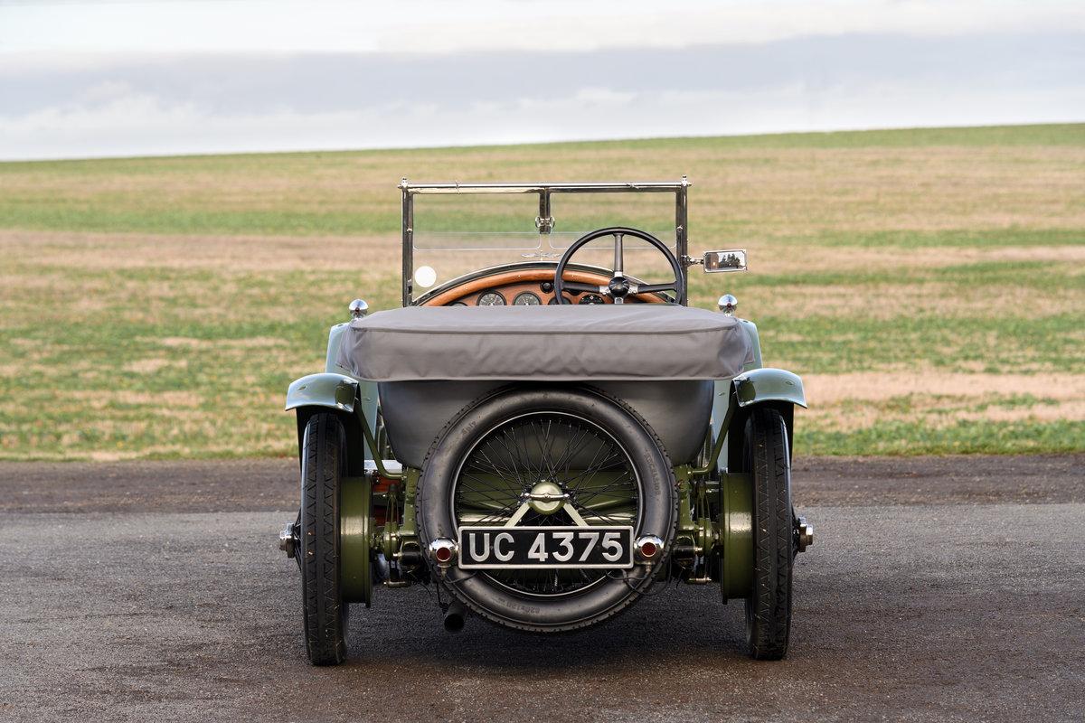1925 Bentley 3 Litre Speed Model Vanden Plas Open Tourer For Sale (picture 7 of 12)