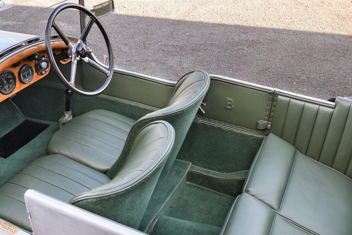1925 Bentley 3 Litre Speed Model Vanden Plas Open Tourer For Sale (picture 8 of 12)