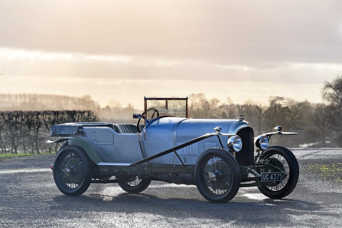 1925 Bentley 3 Litre Speed Model Vanden Plas Open Tourer For Sale (picture 11 of 12)