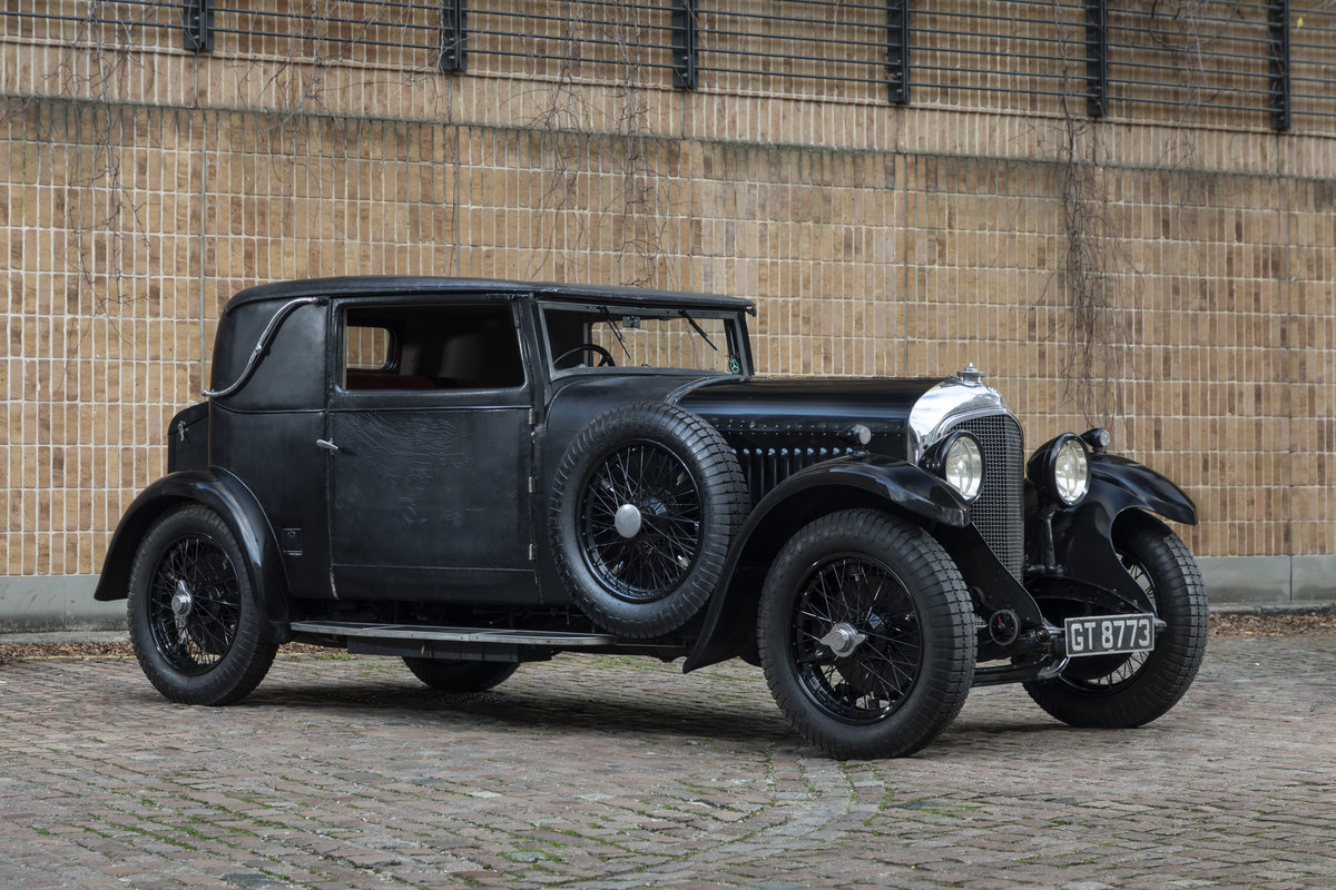 1931 Bentley 4 12 Litre Sportmans Coupe For Sale (picture 1 of 12)