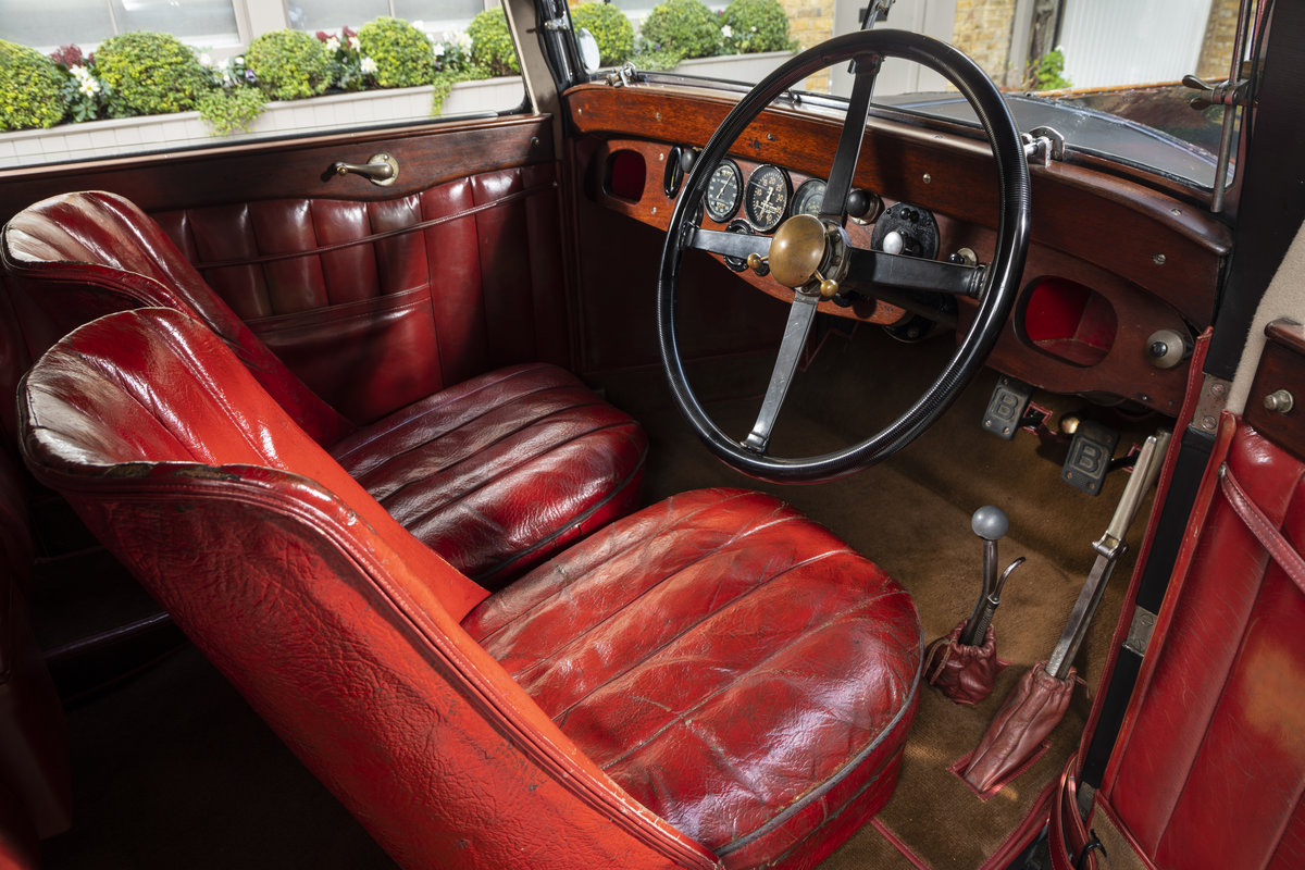 1931 Bentley 4 12 Litre Sportmans Coupe For Sale (picture 5 of 12)